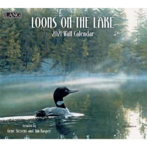 2021 Loons on the Lake Calendar