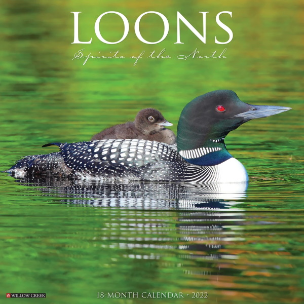 2022 Loons Spirit of the North Calendar