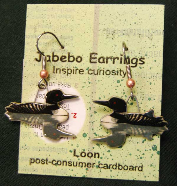 Jabebo Earrings