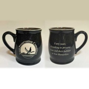 Smoke Grey Tankard with LPC Logo and Lettering