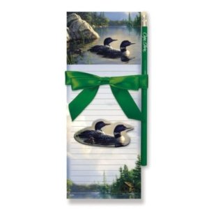 Tranquil Moments Magnetic Pad, Magnet, and Pencil