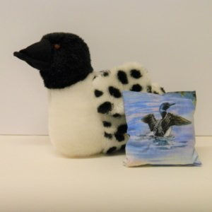 Loon Themed Pet Toys