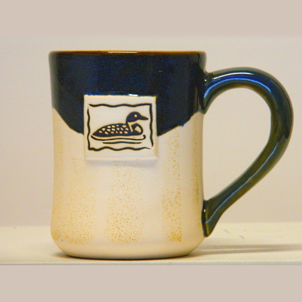 Loon Potters Mug