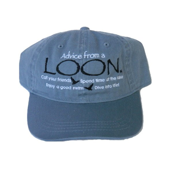 Advice from a Loon Hat