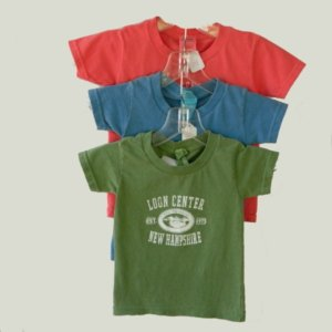 Loon Center Toddler T-Shirts